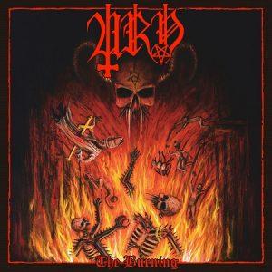 URN (Fin) – 'The Burning' CD