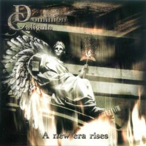 DOMINION CALIGULA (Swe) – 'A New Era Rises' CD