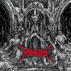 REMAINS (Mex) –'Through the Eyes of Death' CD