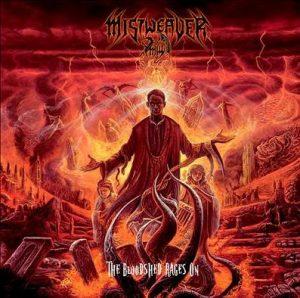 MISTWEAVER - 'The Bloodshed Rages On' MCD