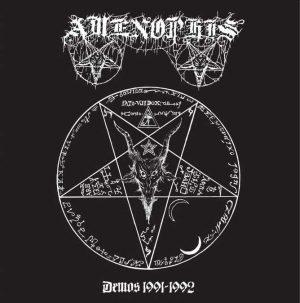 AMENOPHIS (Swe) – 'Demos 1991-1992' LP