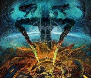 CAUTERIZATION (Bra) – 'Id Katharsis' CD Digipack