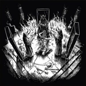 BLOOD CHALICE (Fin) – 'Sepulchral Chants Of Self-Destruction' CD Digipack