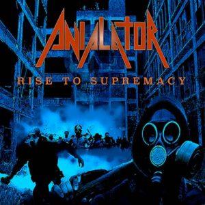 ANIALATOR (USA) – 'Rise to Supremacy' MCD