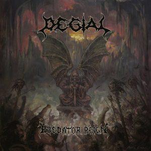 DEGIAL (Swe) – 'Predator Reign' CD