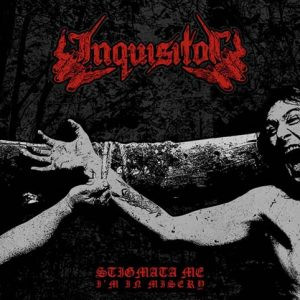INQUISITOR (Nl) – 'Stigmata Me' CD