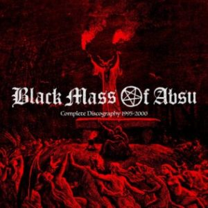 BLACK MASS OF ABSU (USA) – 'Complete discography 1995-2000' CD Digibook