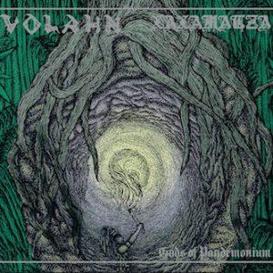 VOLAHN / XAXAMATZA (US) – split MCD Digipak