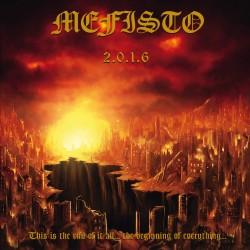MEFISTO (Swe) - '2.0.1.6.' CD