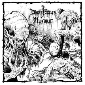 DISASTROUS MURMUR (Aus) – 'Skinning Beginning 1989-1991' CD