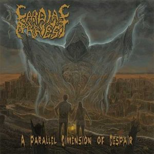 CARDIAC ARREST (USA) – 'A Parallel Dimension of Despair' CD