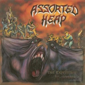 ASSORTED HEAP (Ger) – 'The Experience of Horror' CD
