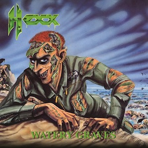 HEXX (USA) – 'Quest For / Watery Graves' CD