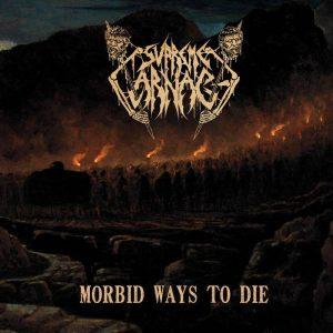 SUPREME CARNAGE (Ger) – 'Morbid Ways to Die' CD