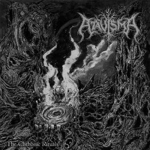 ATAVISMA (Fra) – 'The Chthonic Rituals' CD