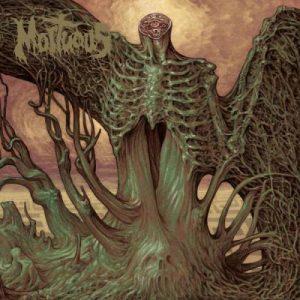 MORTUOUS (USA) – 'Through Wilderness' LP Gatefold