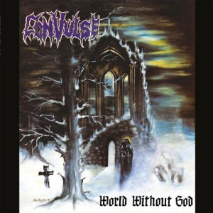 CONVULSE (Fin) – 'World Without God – Extended Edition' CD