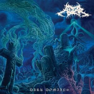 ALTAR (Swe) – 'Dark Domains' D-LP Gatefold (BLUE VINYL)