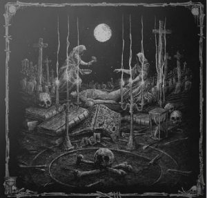 MORTUARY DRAPE (Ita) – 'Necromantic Doom Returns' CD Digibook