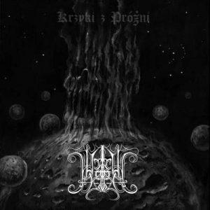 WITCH HEAD NEBULA (Pol) – 'Krzyki z prozni' CD