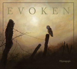 EVOKEN (USA) – 'Hypnagogia' D-LP Gatefold