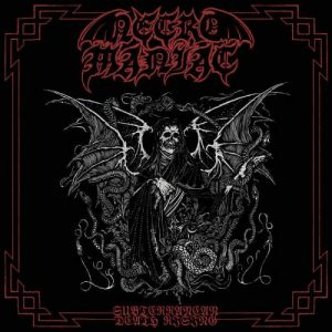 "NECROMANIAC (UK) – 'Subterranean Death Rising' 7""EP"