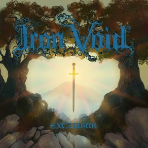 IRON VOID (UK) - Excalibur CD