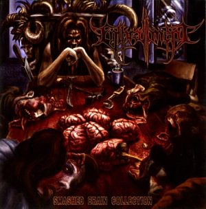 ENTHRALLMENT (Bul) – 'Smashed Brain Collection' CD
