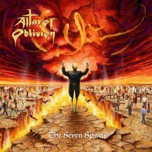 ALTAR OF OBLIVION (Dk) – 'The Seven Spirits' CD