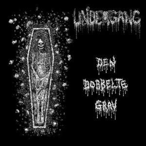 """UNDERGANG (Dk) – 'Den Dobbelte Grav' 7""""EP Gatefold (First Press)"""