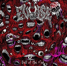 """EVULSE (USA) – 'Call of the Void' 7""""EP (White vinyl)"""
