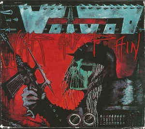 VOIVOD (Can) – 'War And Pain' 2xTAPE