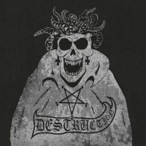 DESTRUCTION (Ger) – 'Bestial Invasion Of Hell' CD