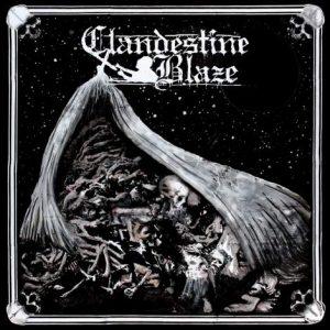 CLANDESTINE BLAZE (Fin) – 'Tranquility Of Death' LP