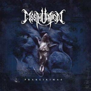 DISSIMULATION (Lit) – 'Prakeikimas' CD