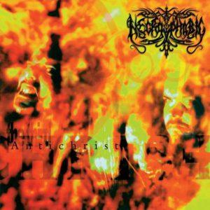 NECROPHOBIC (Swe) – 'The Third Antichrist' CD Digipack