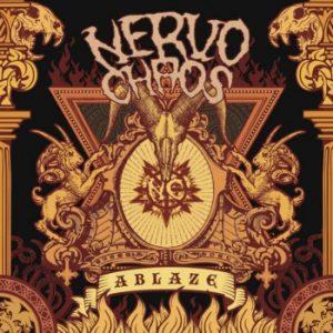 NERVOCHAOS (Bra) – 'Ablaze' CD Slipcase