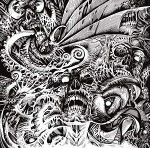 ENTRAPMENT (Nl) – 'Imminent violent death' CD Digipack