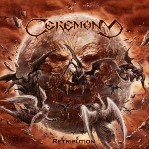 CEREMONY (Nl) – 'Retribution' CD