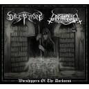 DECEPTION / DEMONIC SLAUGHTER (Pol) - split MCD Digipack