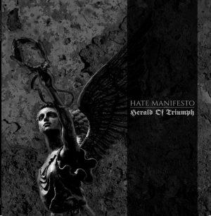 HATE MANIFESTO (Gr) – 'Herald of Triumph' MCD Digipack