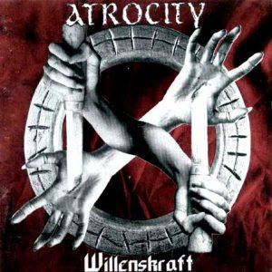 ATROCITY (Ger) – 'Willenskraft' CD