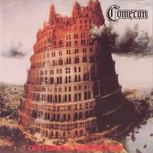 COMECON (Swe) – 'Converging Conspiracies' CD