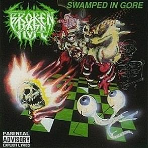 BROKEN HOPE (USA) – 'Swamped in Gore' CD