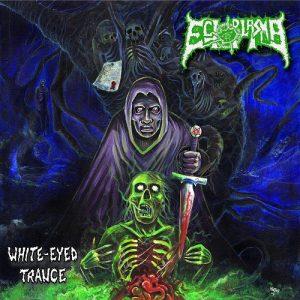 ECTOPLASMA (Gr) – 'White-Eyed Trance' CD