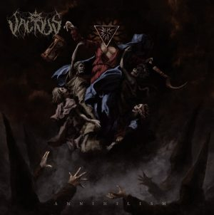 VACIVUS (UK) – 'Annihilism' CD