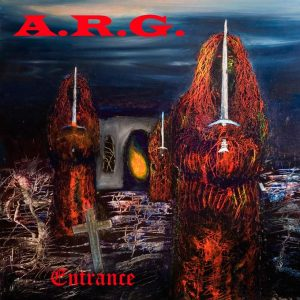 A.R.G. (Fin) – 'Entrance' LP (Red vinyl)