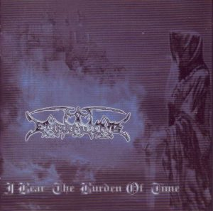EMBRACING (Swe) – 'I Bear The Burden Of Time' CD