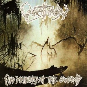 VARATHRON (Gr) – 'His Majesty at the Swamp' CD Digibook