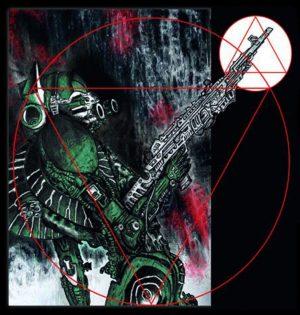 ENTRAPMENT / GRIM FATE - split 7'EP